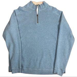 Tommy Bahama Reversible Flipshore Sweatshirt,Sz LT
